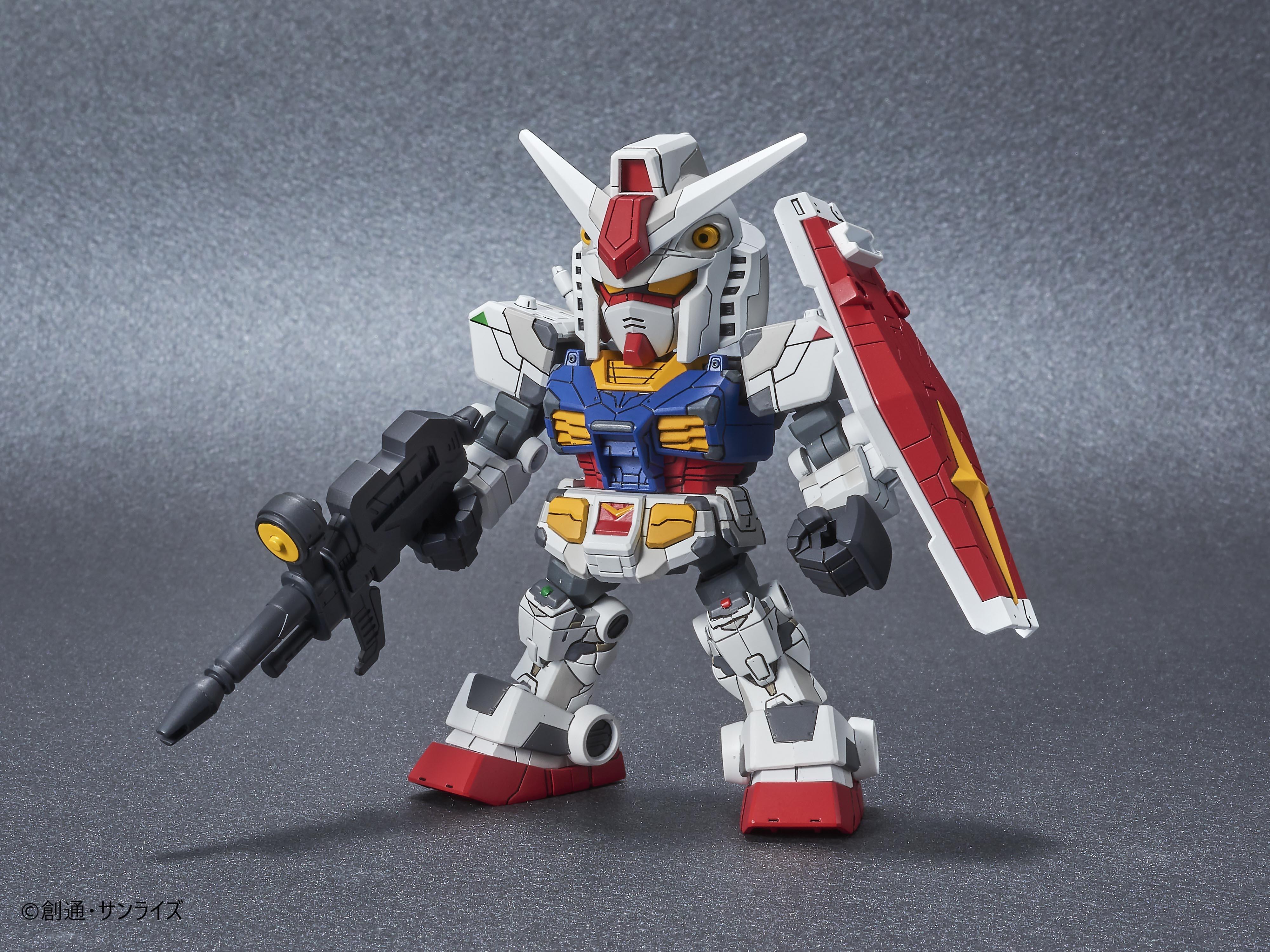 SD ガンダムクロスシルエット RX-78F00 ガンダム 1320 円(税込)