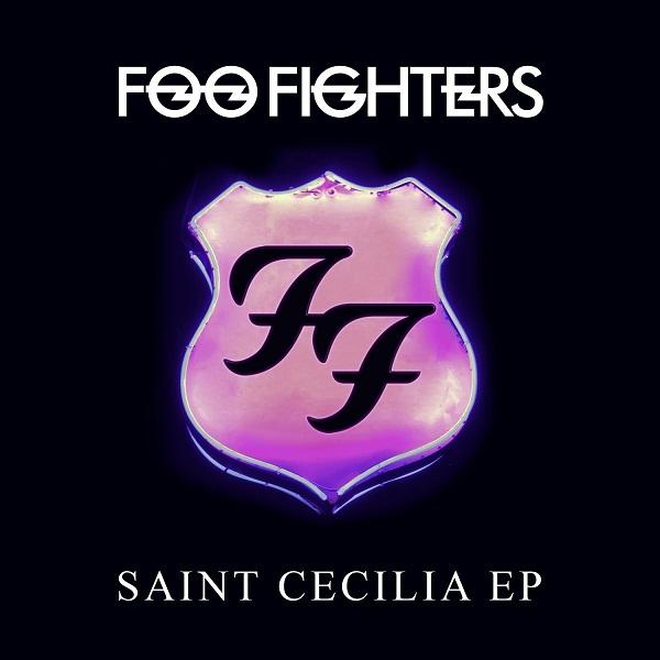 フー・ファイターズ/EP『Saint Cecilia / セイント・セシリア』