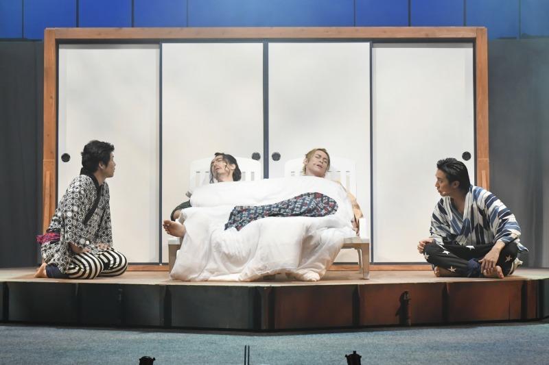 『おん・すてーじ「真夜中の弥次さん喜多さん」双』