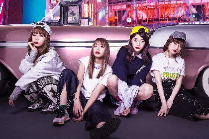 SILENT SIREN、ニューアルバム『GIRLS POWER』のアートワークを公開