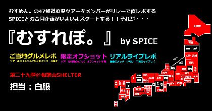 【むすれぽ。39和歌山編 担当:白服】むすめん。×SPICE連載企画!メンバーによる直接レポートで綴る47都道府県ツアー