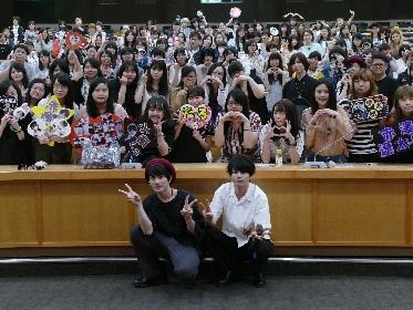 赤澤遼太郎、小南光司が台湾で開催された2.5次元イベントに出演