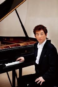 及川浩治(ピアノ) 音楽への愛を多くの人と共有したい