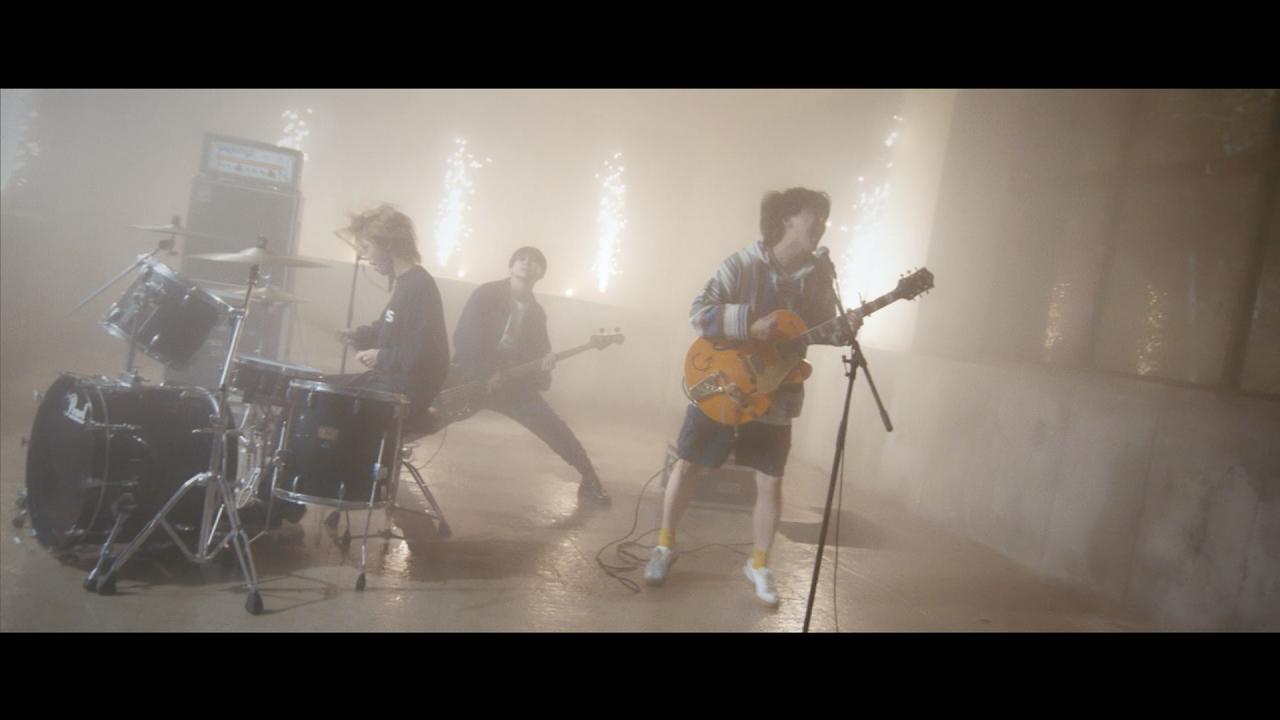KALMA「希望の唄」MVサムネイル