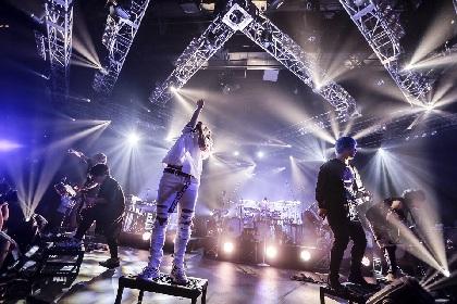 UVERworld、『SONGS』でNHK版『男祭り』を開催 スタジオライブで男性ファン600人が熱狂