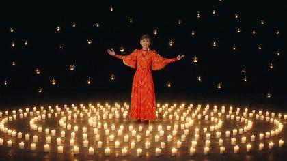 Superfly 朝ドラ『スカーレット』主題歌「フレア」MVは1500本のロウソクを使用したコマ撮りキャンドルアニメーション