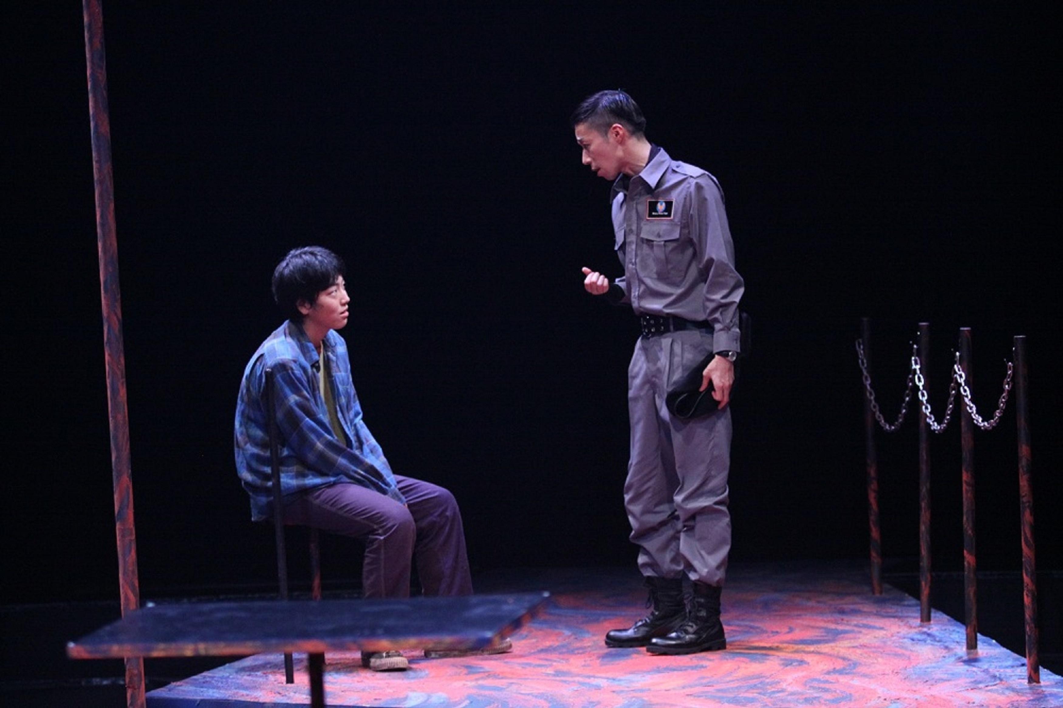 イキウメ初演『太陽』 撮影/田中亜紀