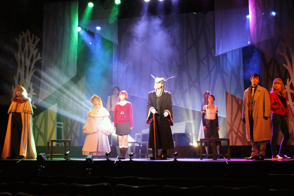 舞台『魔法使いの嫁〜老いた竜と猫の国〜』 (C)2020 ヤマザキコレ/マッグガーデン・舞台「魔法使いの嫁」製作委員会