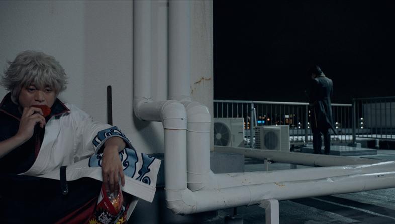 dTVオリジナルドラマ『銀魂-ミツバ篇-』 (C)空知英秋/集英社 (C)2017映画「銀魂」製作委員会(C)2017 dTV