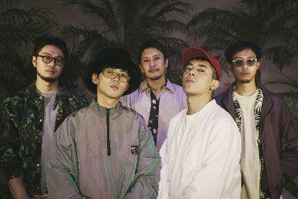 踊Foot Works オカモトレイジ(OKAMOTO'S)をボーカルに迎えた新曲「GOKOH feat. オカモトレイジ」MV公開