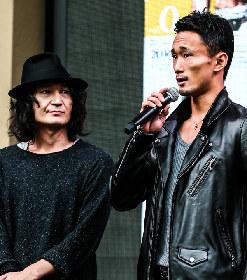 DOES氏原ワタルがキックボクサー梅野源治の入場テーマ曲を制作