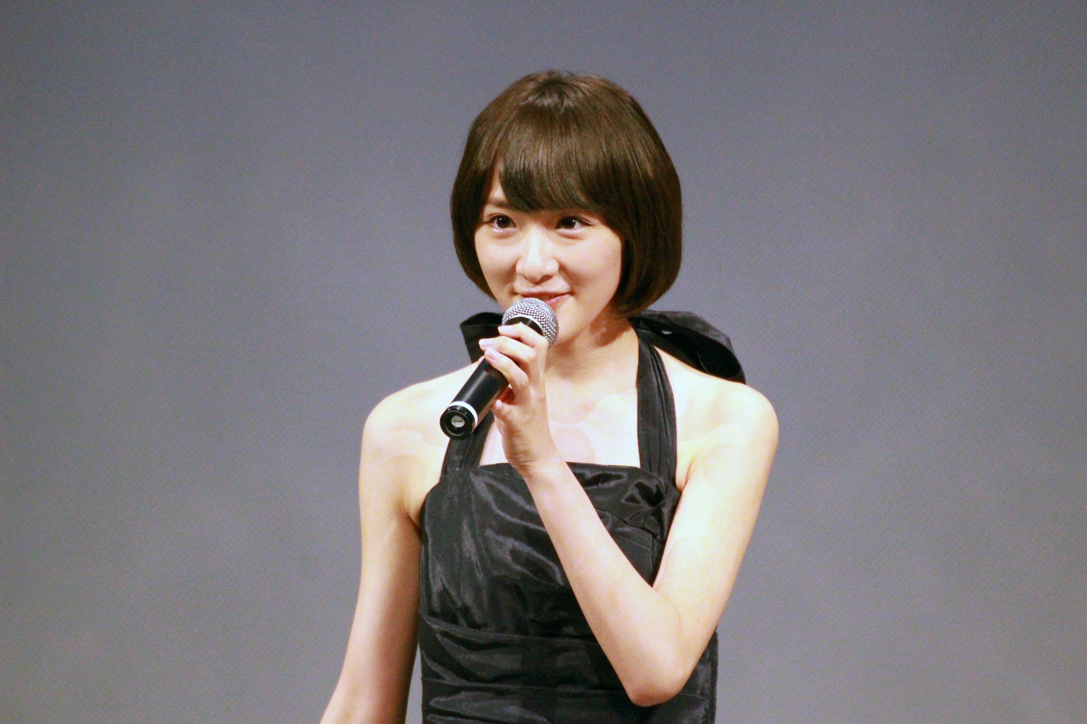 乃木坂46・生駒里奈