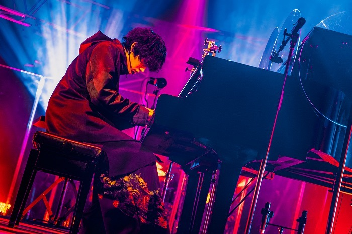 けいちゃん Zepp Tour 2021 〜 Freestyle Piano Party「殻落箱」〜