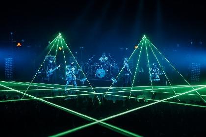 BAND-MAID 新曲「glory」をライブ初披露、全国ツアー初日公演オフィシャルレポート