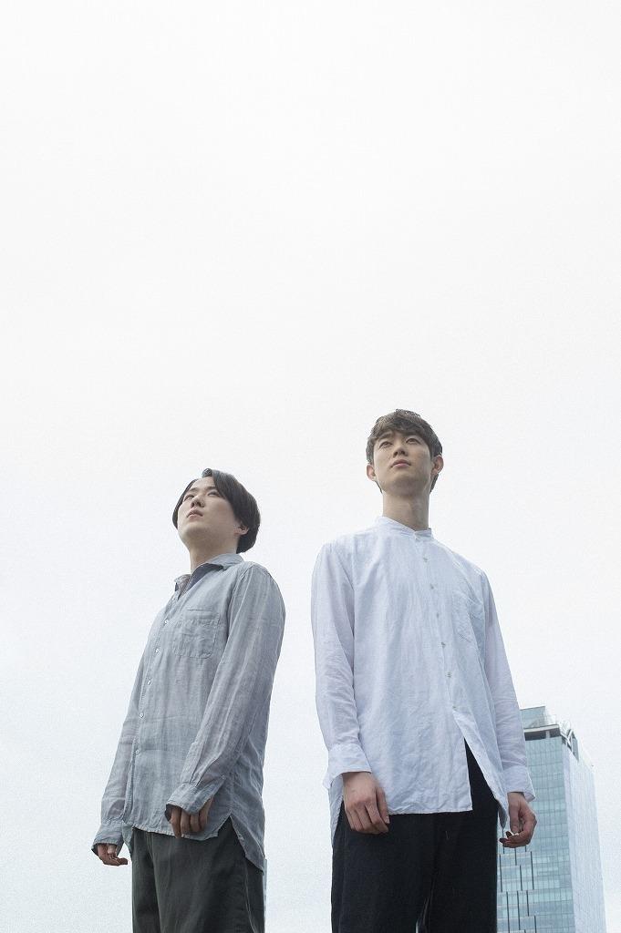(左から)大鶴佐助、宮沢氷魚