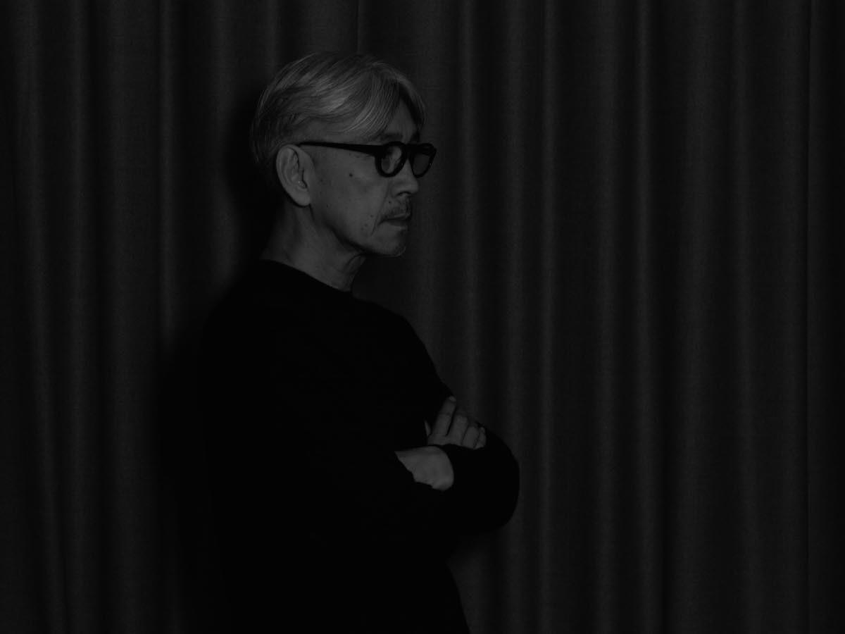 坂本龍一 Photo by Zakkubala