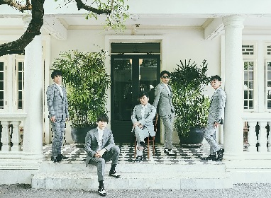 ゴスペラーズ、初となるシングルコレクションのリリースが決定 全都道府県ツアーの後半スケジュールも解禁