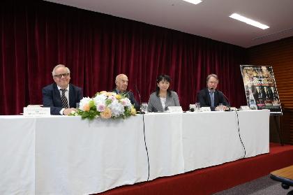 ウィーン・フィルクスオーパー2016 日本公演開幕記者会見レポート