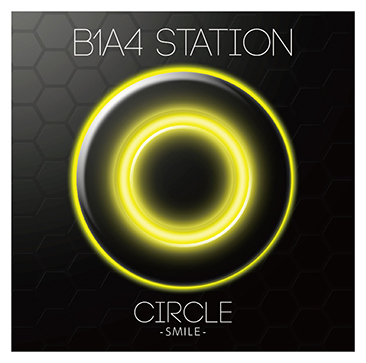 B1A4 station Circle(○)