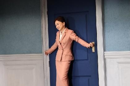 永作博美「新しい演劇をしている印象」と語る 舞台『人形の家 Part2』まもなく開幕