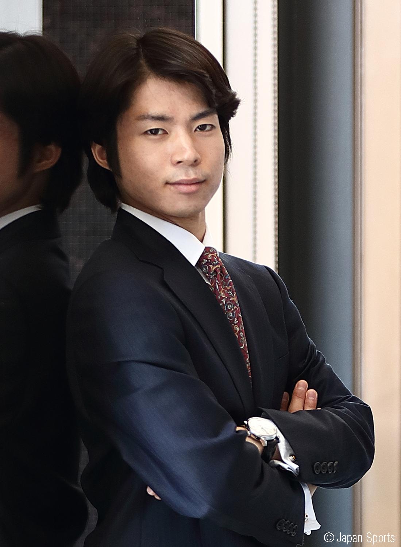 元フィギュアスケーターで現在は慶應義塾大学・法政大学非常勤講師の町田樹氏 (c)Japan Sports