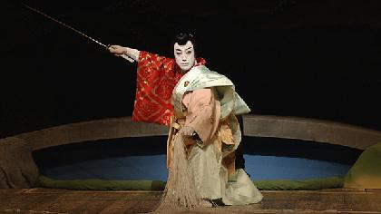 PPAPが話題を呼んだ、国立劇場50周年記念公演の歌舞伎『通し狂言 しらぬい譚』を早くも放送