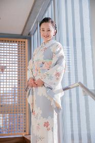 井上ひさしの人気作「頭痛肩こり樋口一葉」主演・永作博美にインタビュー