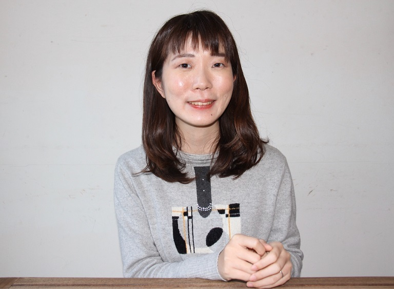 作曲家 高木日向子 (C)H.isojima