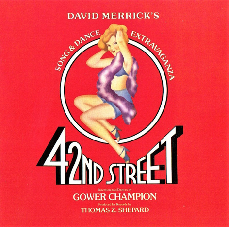 オリジナル・キャストCDは数種類リリースされているが、ブロードウェイ初演録音が抜群だ(輸入盤やダウンロードで購入可能)