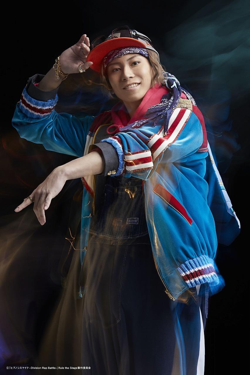 茜ヶ久保遼太郎:髙橋祐理  (C)『ヒプノシスマイク-Division Rap Battle-』Rule the Stage 製作委員会