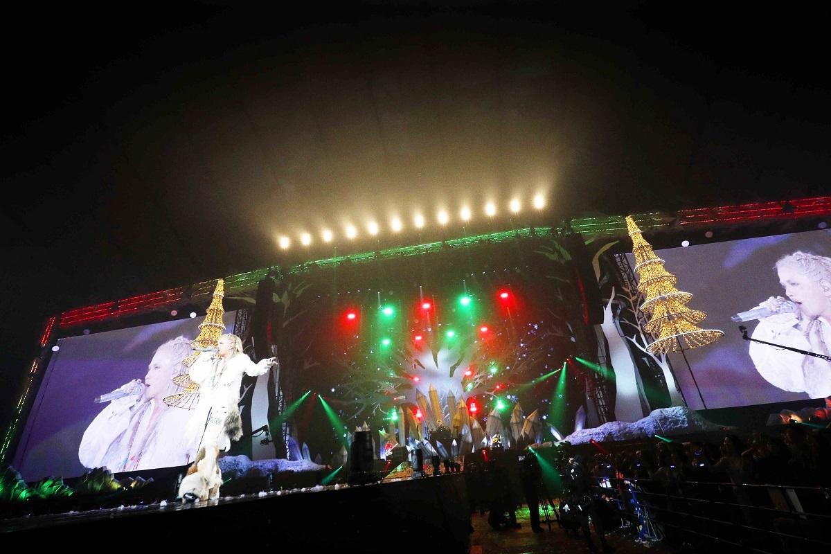 L'Arc~en~Ciel 2018.12.20 東京ドーム 撮影=今元秀明、岡田貴之、緒車寿一、加藤千絵、田中和子