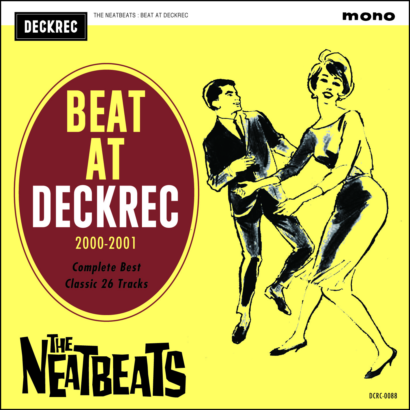 『BEAT AT DECKREC ~2000 - 2001 COMPLETE BEST~』