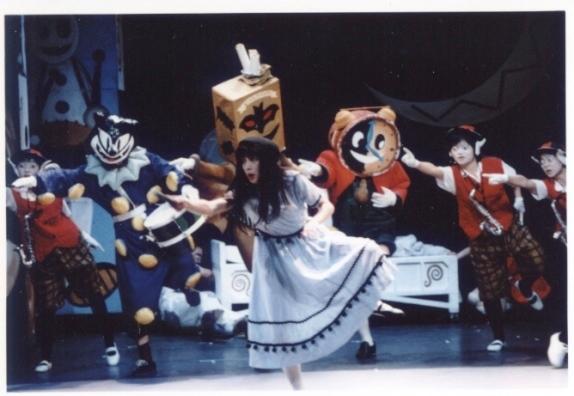ブリキの自発団『夜の子供』(1989年 於アイホール)