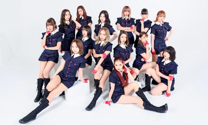 球団公式ダンス&ヴォーカルユニット「BsGirls」