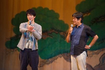 佐々木蔵之介、熊本で熱い思いを語る「絶対に帰ってきたいと思っていました」映画『超高速!参勤交代 リターンズ』凱旋舞台あいさつ