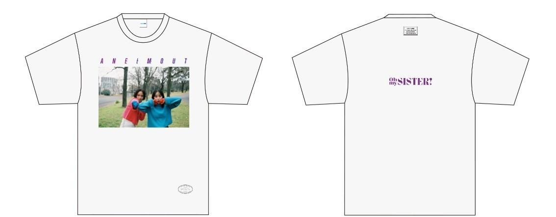 オリジナルTシャツ NEW DESIGN
