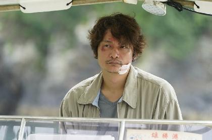 香取慎吾の狂気に満ちた表情からリラックスした撮影風景まで 映画『凪待ち』場面写真・メイキングカットを一挙公開