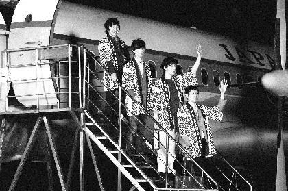 THE BAWDIES 日本武道館公演まであと一週間! 熱気充満の「KEEP ON ROCKIN'」ライブMV公開