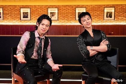 『中川晃教 Live Music Studio』第2弾、ゲストに武田真治を迎えて11/6(金)テレビ初放送 放送予定曲&コメントが到着