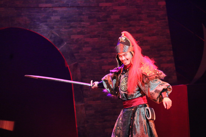 30-DELUX Dynamic Arrangement Theater『新版 国性爺合戦』