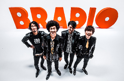 BRADIO、新曲「LA PA PARADAISE」のMV解禁 映像作家・山口保幸が手掛ける