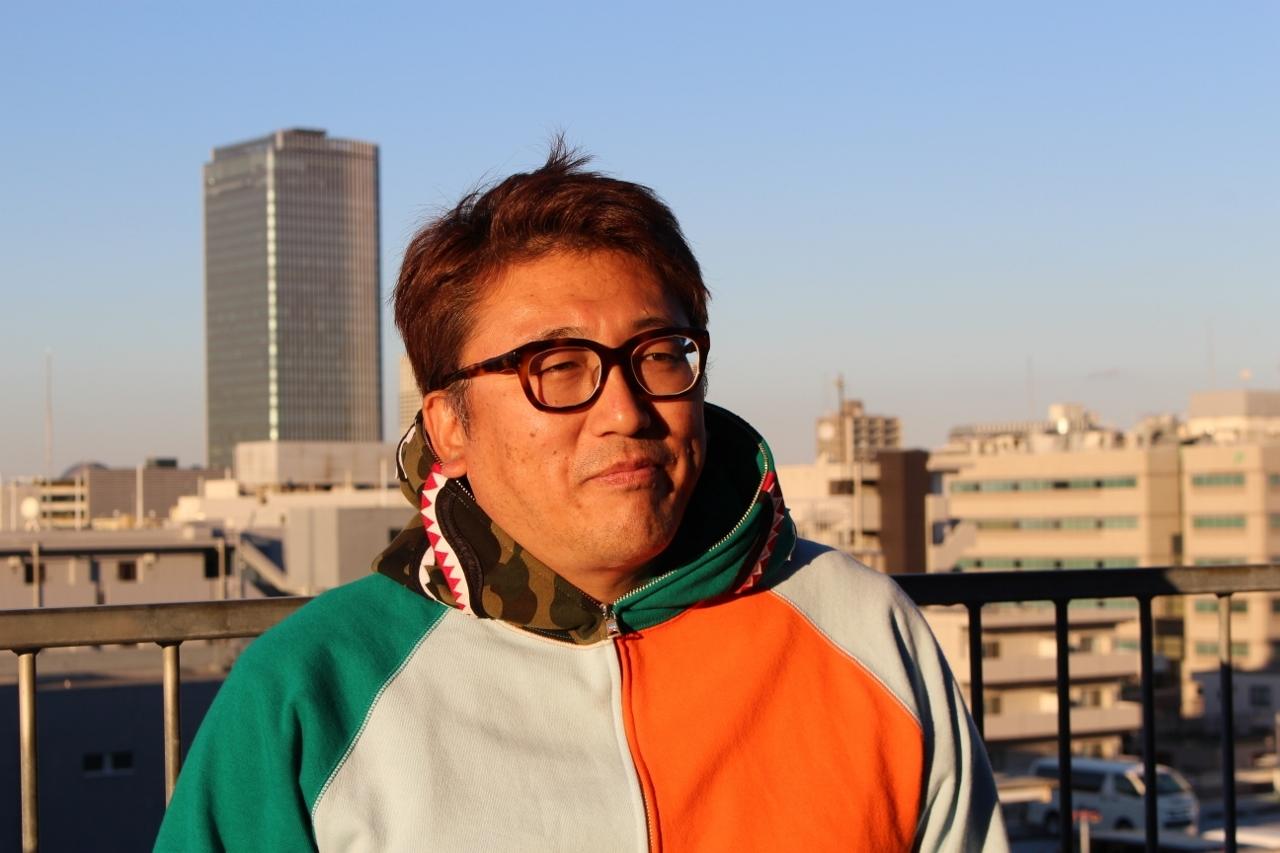 福田雄一(撮影:上村由紀子)