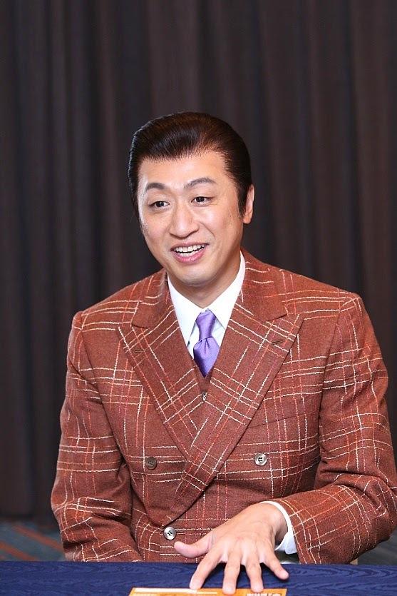 林正之助役を演じる喜多村緑郎