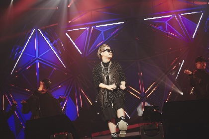 """清水翔太『LIVE TOUR 2017 """"FLY""""』大阪城ホールにて閉幕 上京から今までの""""生き様""""を語る"""