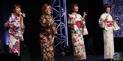 花澤さんの母性のポーズが炸裂! 『To LOVEる ダークネス2nd』ステージレポート【TBSアニメフェスタ2015】