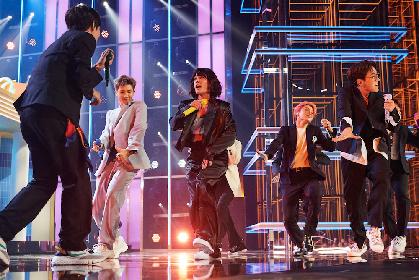 BTSが『2019 ビルボード・ミュージック・アワード』で2冠達成、ホールジーとの初コラボパフォーマンスも