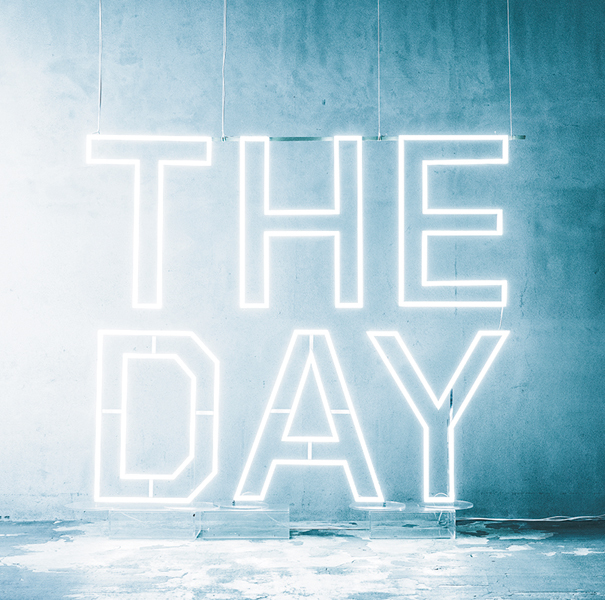 「THE DAY」通常盤