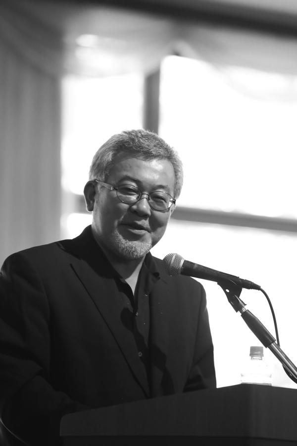 藤 浩志 photo by Kuniya Oyamada