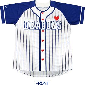 「ドラ恋ユニホーム」の配布も! 8/17~9/5のドラゴンズ公式戦チケット発売へ