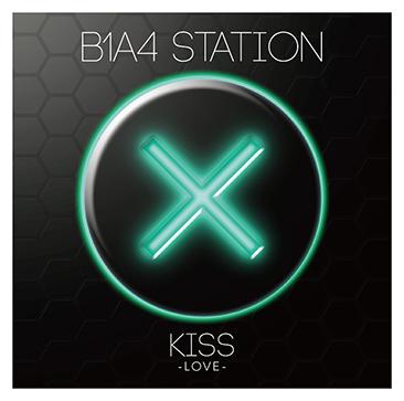 B1A4 station Kiss(X)